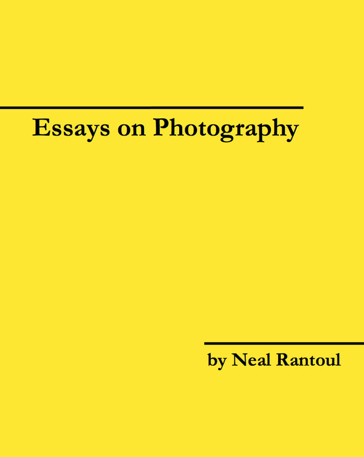 Essay On Photographer